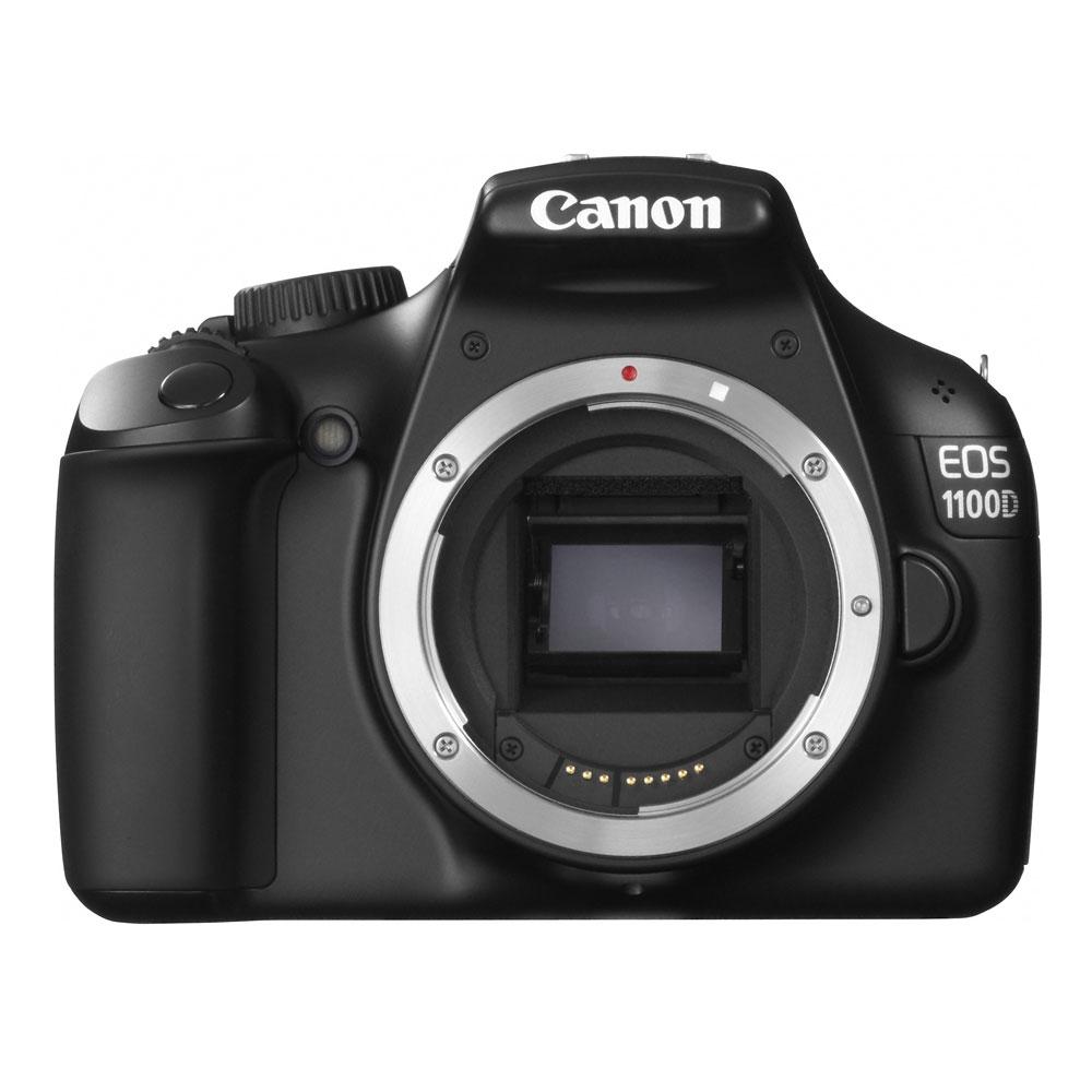 """Appareil photo Reflex Canon EOS 1100D Reflex Numérique 12.2 MP - Ecran 2.7"""" - Vidéo Full HD (boîtier nu)"""