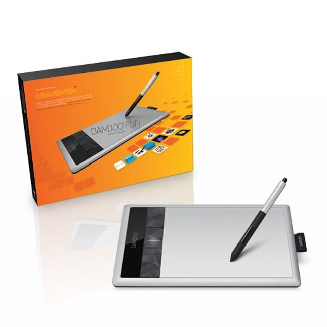 wacom bamboo fun s pen touch tablette graphique wacom sur. Black Bedroom Furniture Sets. Home Design Ideas