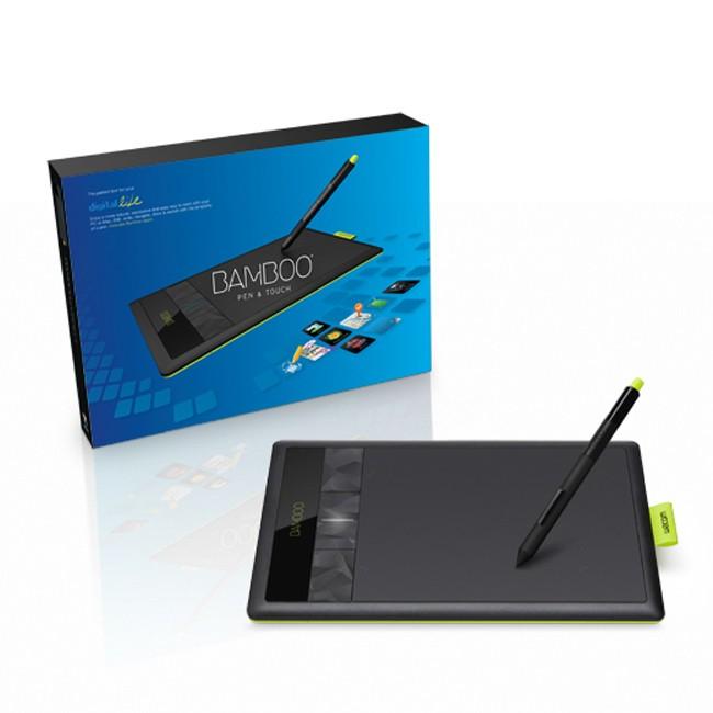wacom bamboo pen touch tablette graphique wacom sur. Black Bedroom Furniture Sets. Home Design Ideas