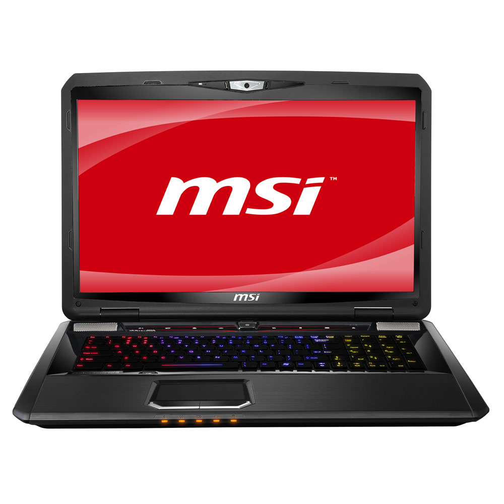 "PC portable MSI GT780-419 Intel Core i5-2430M 8 Go 750 Go 17.3"" LED NVIDIA GeForce GTX 560M Graveur DVD Wi-Fi N/Bluetooth Webcam Windows 7 Premium 64 bits (garantie constructeur 2 ans)"