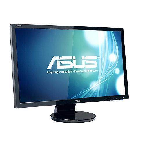 """Ecran PC Asus 24"""" LED - VE248H 1920 x 1080 pixels - 2 ms - Format large 16/9 - HDMI - Noir (garantie constructeur 3 ans)"""