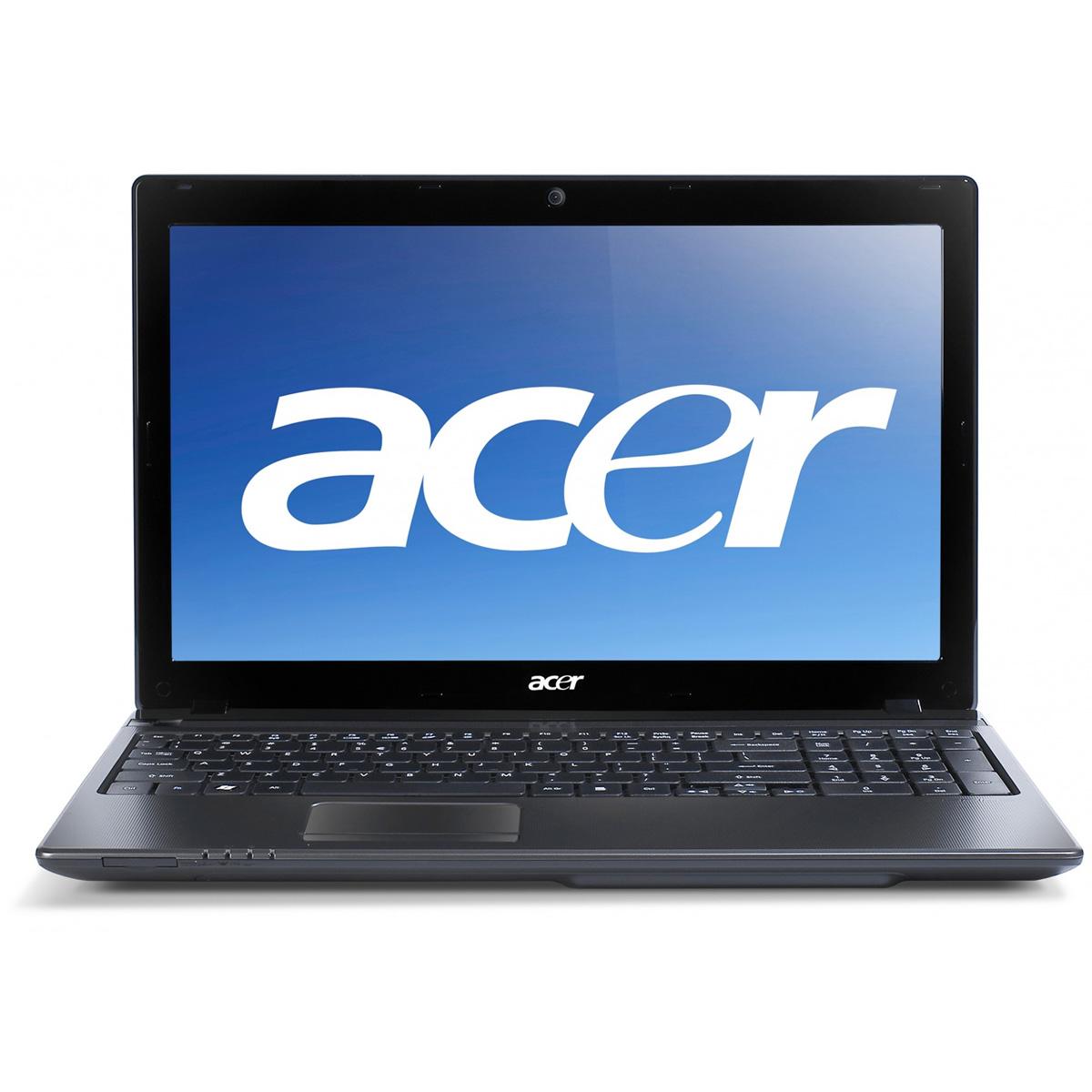 acer aspire 5755g 2674g75mnks pc portable acer sur. Black Bedroom Furniture Sets. Home Design Ideas