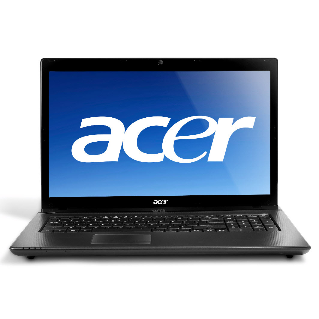 acer aspire 7750g 2434g1tmnkk pc portable acer sur. Black Bedroom Furniture Sets. Home Design Ideas