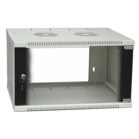 coffret r seau 19 39 39 hauteur 4u profondeur 45 cm gris. Black Bedroom Furniture Sets. Home Design Ideas