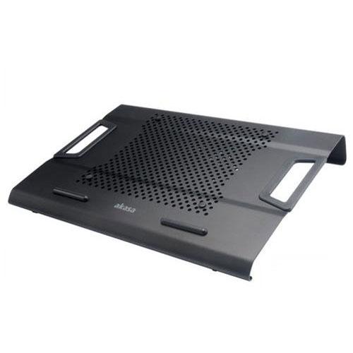Ventilateur PC portable Akasa Helix 420 Noir Ventilateur pour ordinateur portable (jusqu'à 17 pouces)