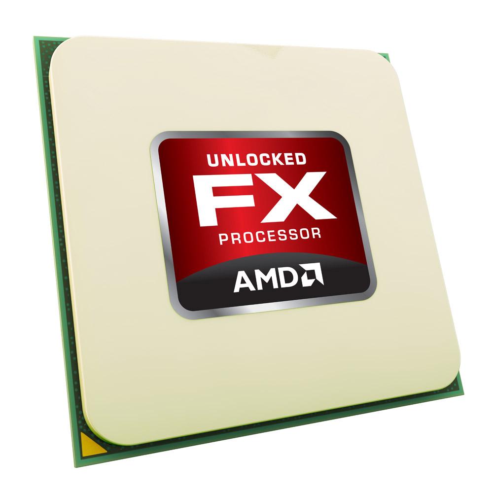 Processeur AMD FX 8150 (3.6 GHz) Processeur 8-Core socket AM3+ Cache L3 8 Mo 0.032 micron TDP 125W (version boîte - garantie constructeur 3 ans)