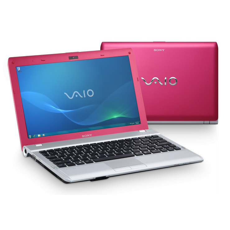 sony vaio yb3v1e rose pc portable sony sur. Black Bedroom Furniture Sets. Home Design Ideas