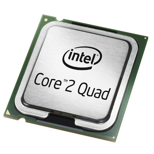 Processeur Intel Core 2 Quad Q6600 Processeur Quad Core Socket 775 FSB1066 cache L2 8 Mo 0.065 micron (version boîte - garantie Intel 3 ans)