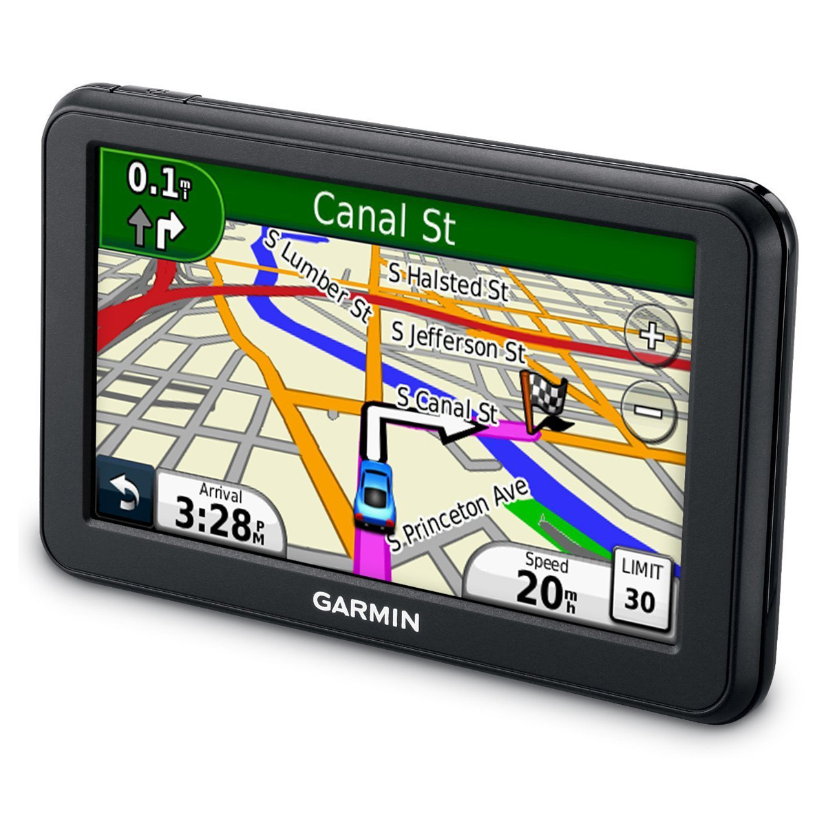 garmin n vi 50 carte europe de l 39 ouest 24 pays gps garmin sur. Black Bedroom Furniture Sets. Home Design Ideas
