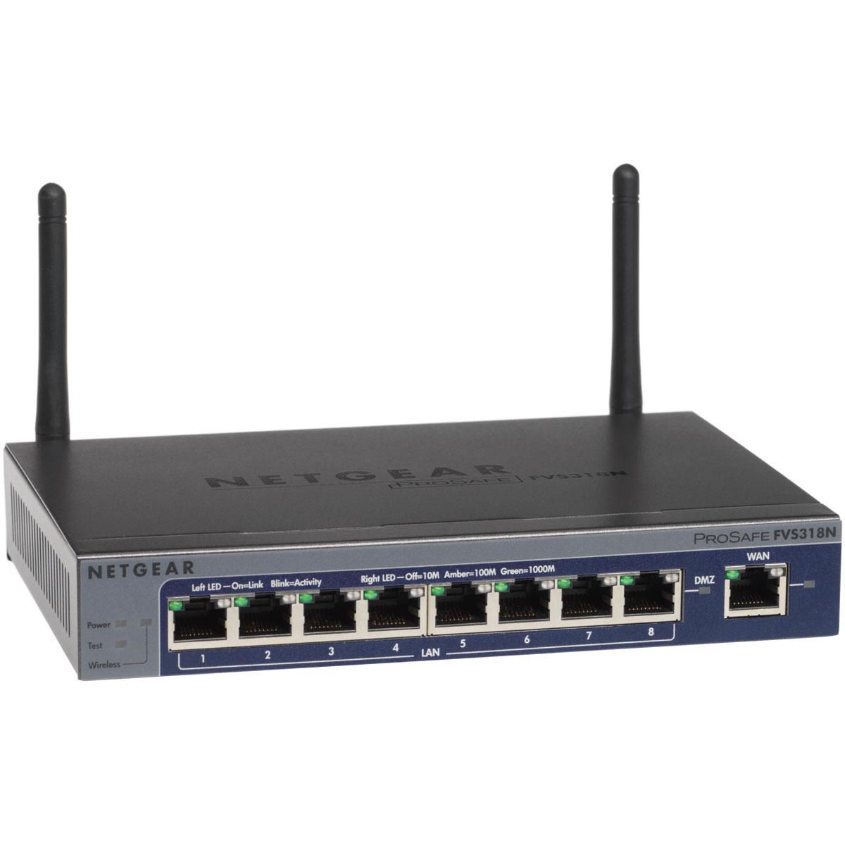Netgear Fvs318n Modem Amp Routeur Netgear Sur Ldlc Com