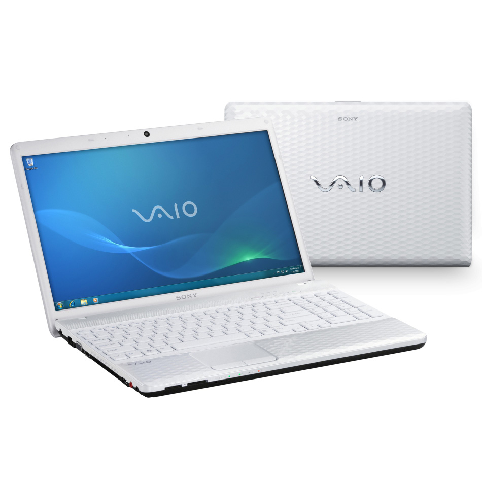 sony vaio el2s1e w pc portable sony sur. Black Bedroom Furniture Sets. Home Design Ideas