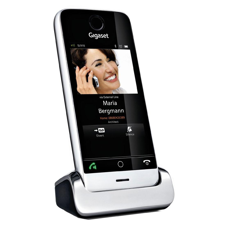 Téléphone sans fil Gigaset SL910H Combiné supplémentaire pour Gigaset SL910A (version française)
