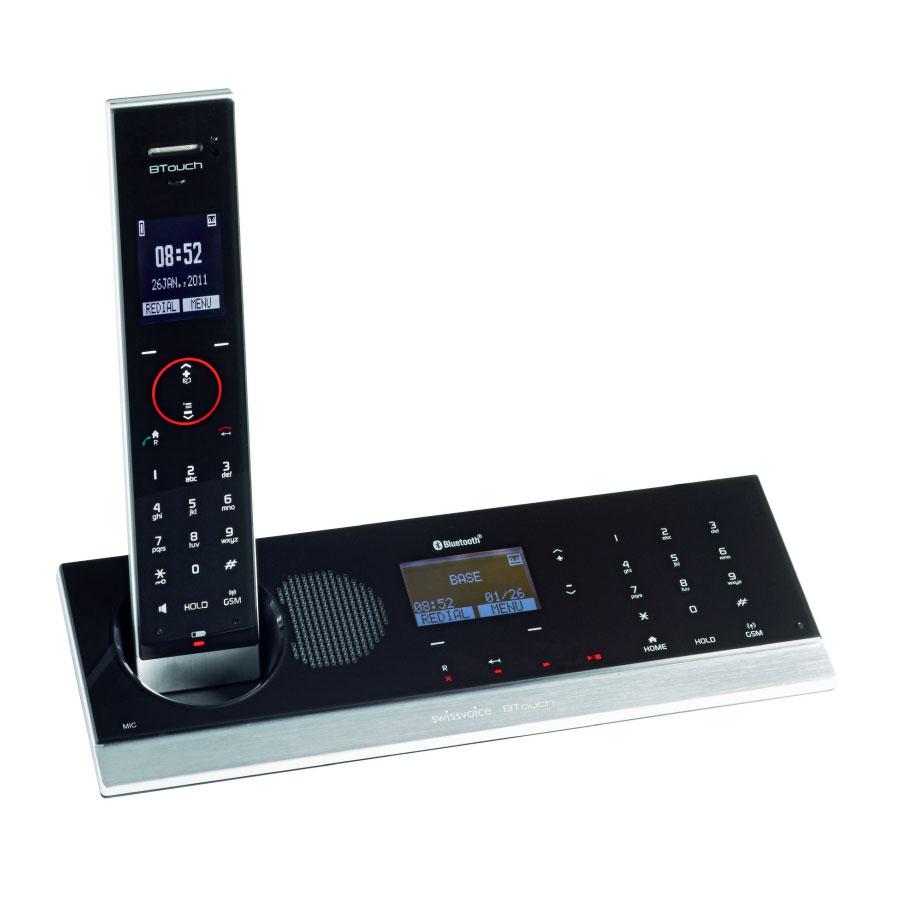 swissvoice btouch t l phone sans fil swissvoice sur ldlc. Black Bedroom Furniture Sets. Home Design Ideas