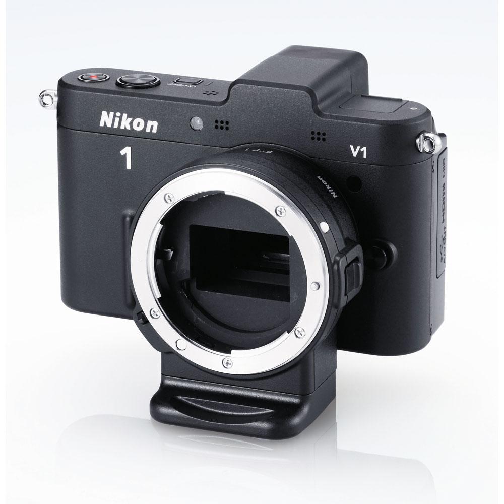 Nikon adaptateur monture ft1 bague objectif nikon sur for Objectif a miroir pour nikon