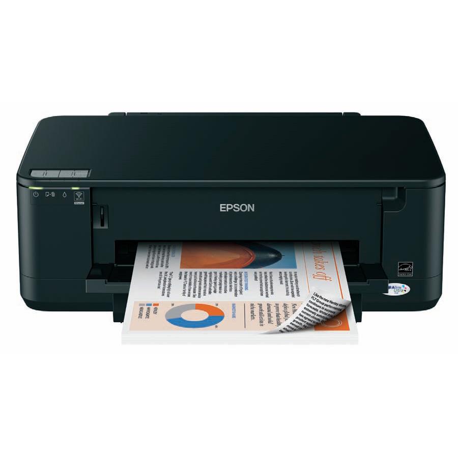 Imprimante jet d'encre Epson Stylus Office B42WD Imprimante jet d'encre (USB 2.0 / Ethernet / Wi-Fi N)