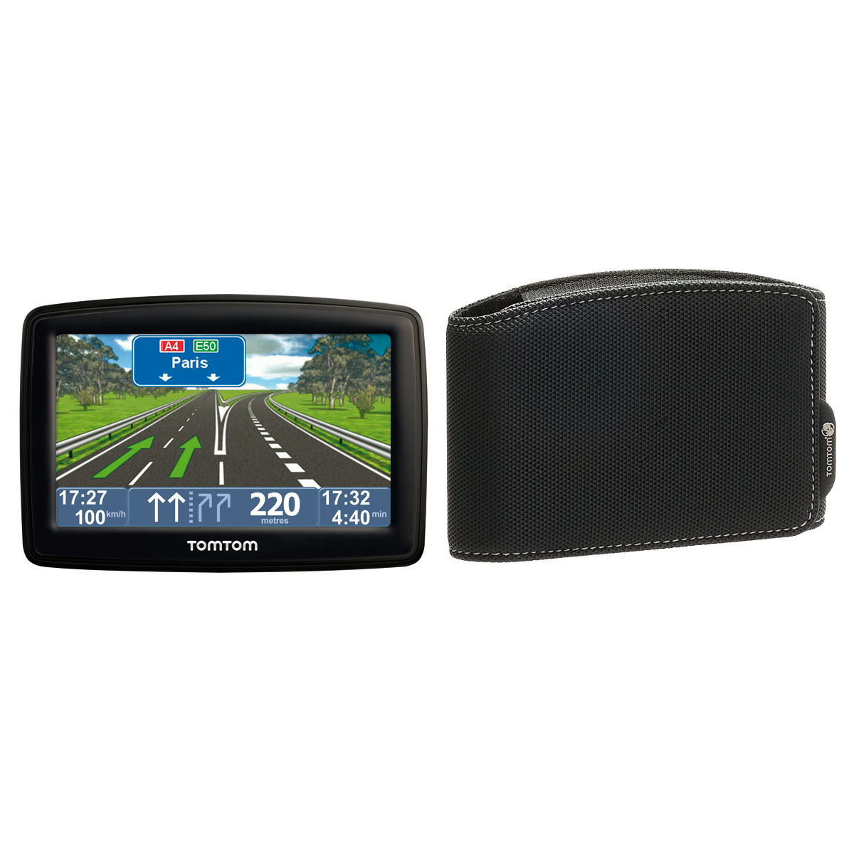 tomtom xl iq routes europe housse gps tomtom sur. Black Bedroom Furniture Sets. Home Design Ideas