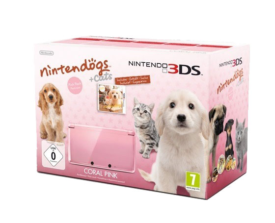 how to play nintendogs and cats