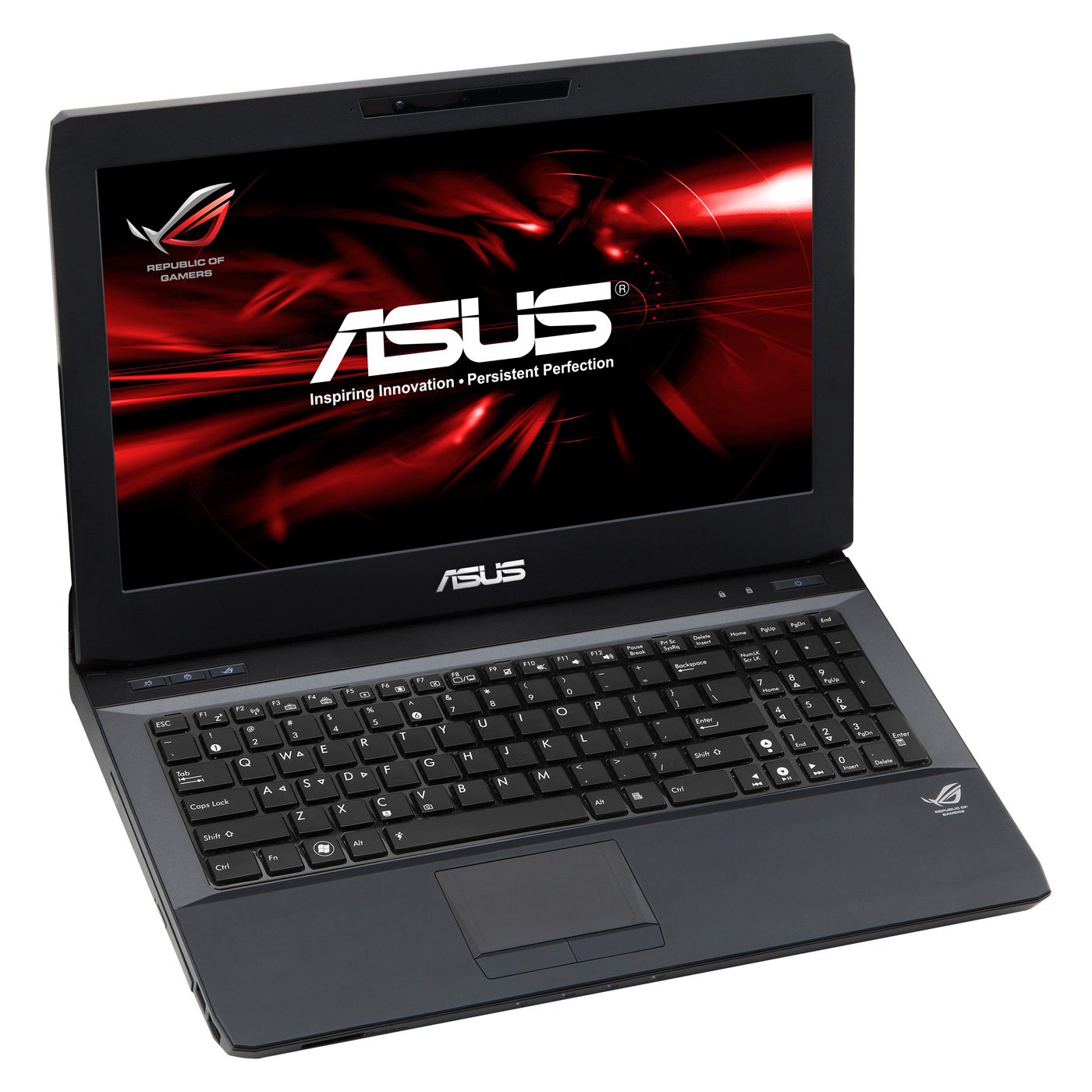 "PC portable ASUS G53SX-S1177V Intel Core i7-2670QM 6 Go 1 To (2x 500 Go) 15.6"" LED NVIDIA GeForce GTX 560M Lecteur Blu-ray/Graveur DVD Wi-Fi N/BT Webcam Windows 7 Premium 64 bits (garantie constructeur 2 ans)"