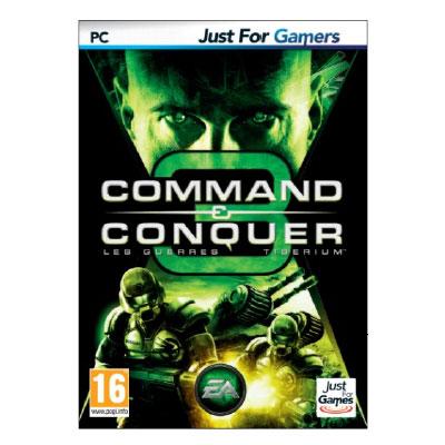 Jeux PC Command & Conquer 3 - Les guerres du Tibérium (PC) Command & Conquer 3 - Les guerres du Tibérium (PC)