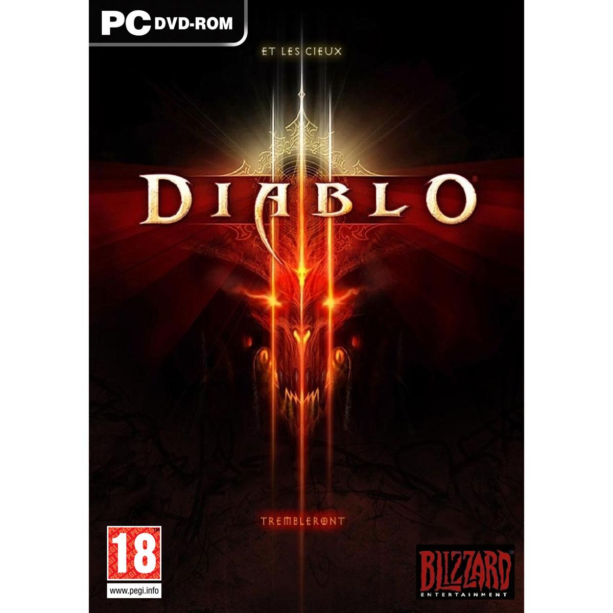 Jeux PC Diablo III (PC/MAC) Diablo III (PC/MAC)