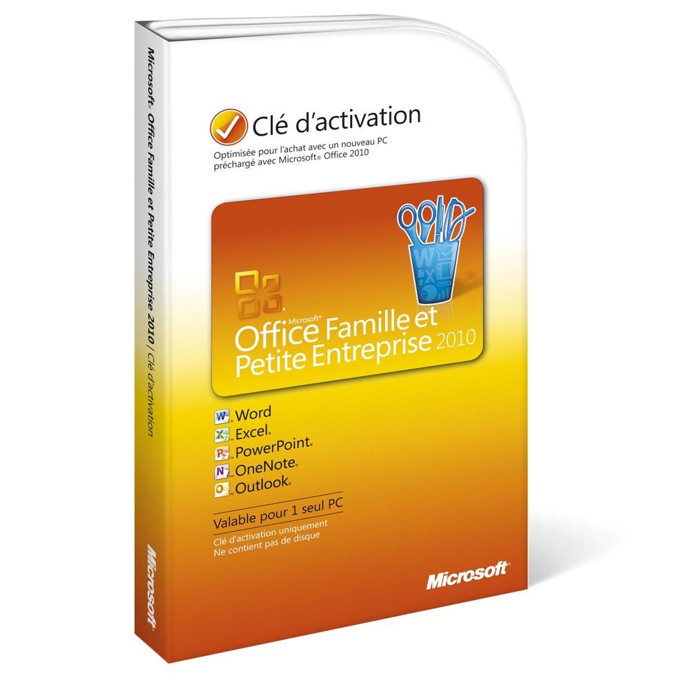 Asus pro5ne sx576x microsoft office famille et petite - Office famille et petite entreprise 2010 ...
