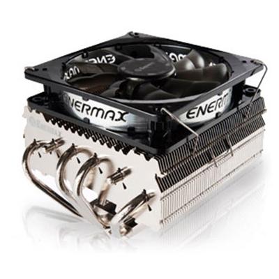 Ventilateur processeur Enermax ETD-T60-TB Ventilateur processeur (pour socket Intel 775/1150/1151/1155/1156/1366 et AMD AM2/AM2+/AM3/AM3+/FM1)