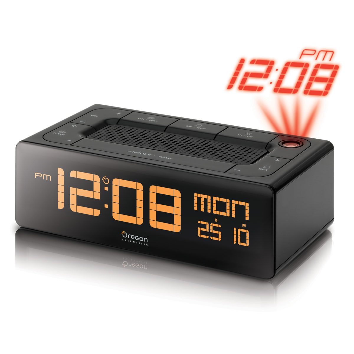 oregon scientific ec101 radio radio r veil oregon scientific sur. Black Bedroom Furniture Sets. Home Design Ideas