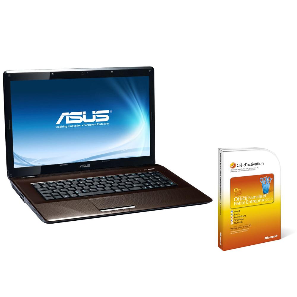 Asus pro7csv t2301x microsoft office famille et petite - Office famille et petite entreprise 2010 ...