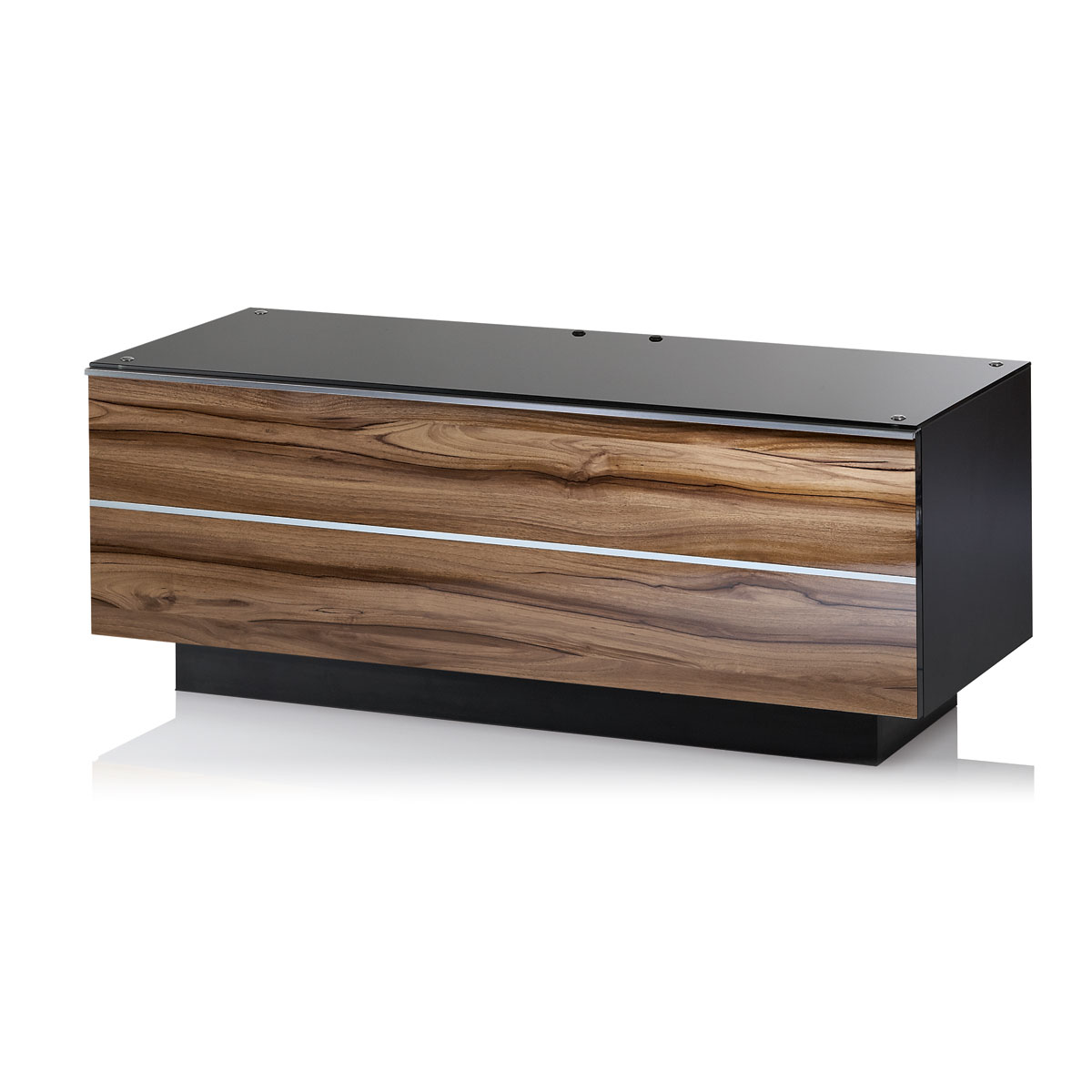 Ultimate g s 110 bois meuble tv ultimate sur for Meuble de tv en bois