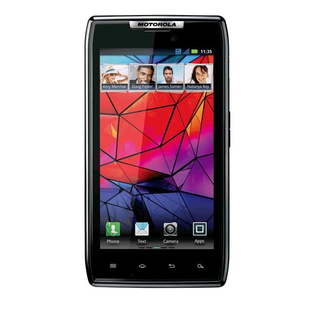 Motorola razr xt910 mobile smartphone motorola sur for Photo ecran motorola