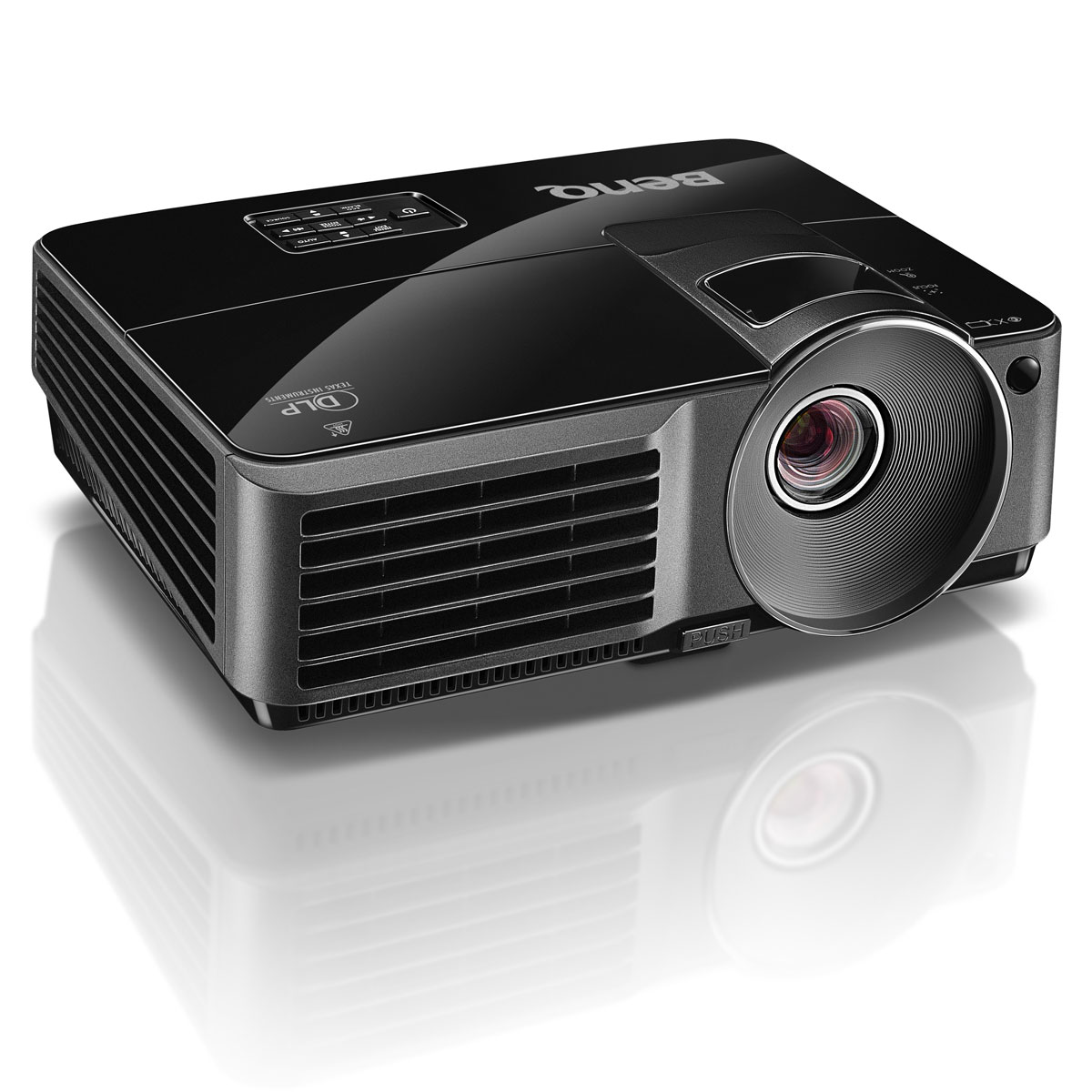 Benq mx514 vid oprojecteur benq sur for Meuble videoprojecteur
