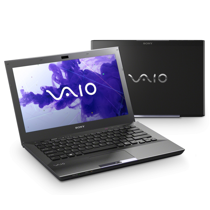 "PC portable Sony VAIO SA4T9E Intel Core i5-2450M 6 Go SSD 128 Go 13.3"" LED AMD Radeon HD 6630M Lecteur Blu-ray/Graveur DVD Wi-Fi N/BT/3G Webcam Windows 7 Professionnel 64 bits"