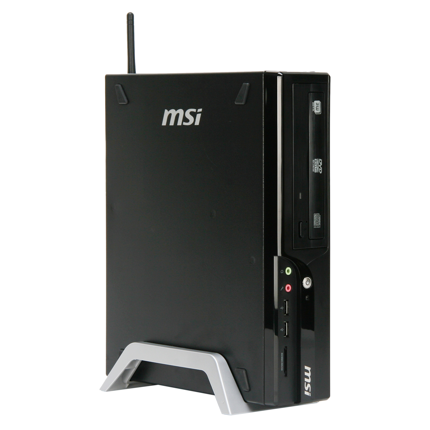 msi wind box de500 014x pc de bureau msi sur. Black Bedroom Furniture Sets. Home Design Ideas