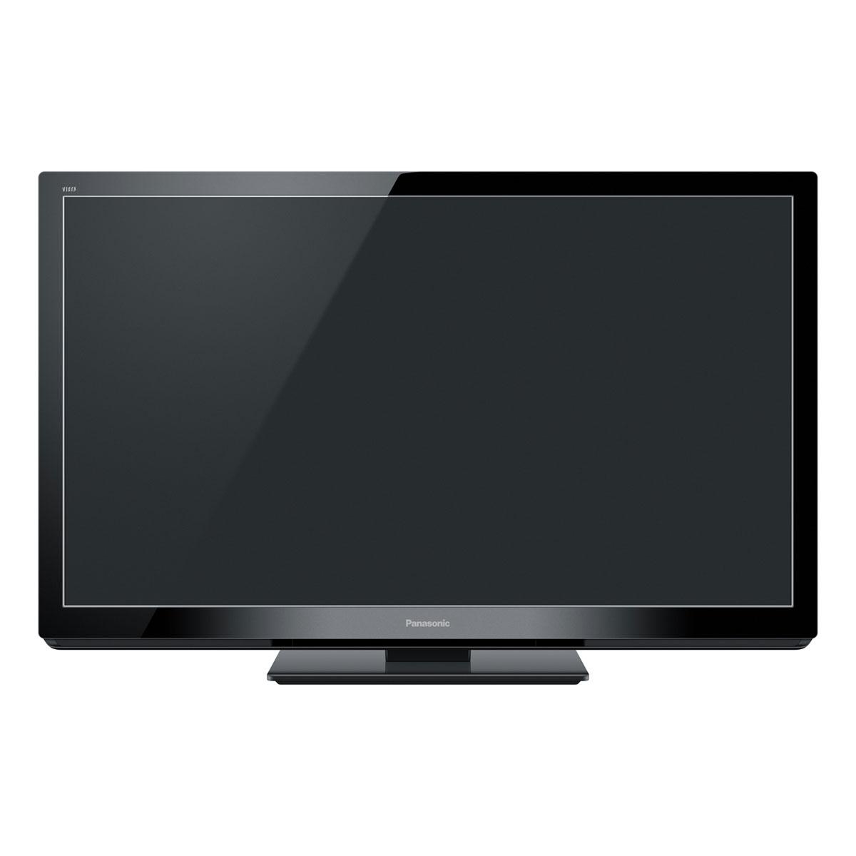 "TV Panasonic TX-P42GT30 Téléviseur Plasma 3D Full HD 42"" (107 cm) 16/9 - 1920 x 1080 pixels - Tuner TNT HD - 600 Hz - HDTV 1080p - DLNA"