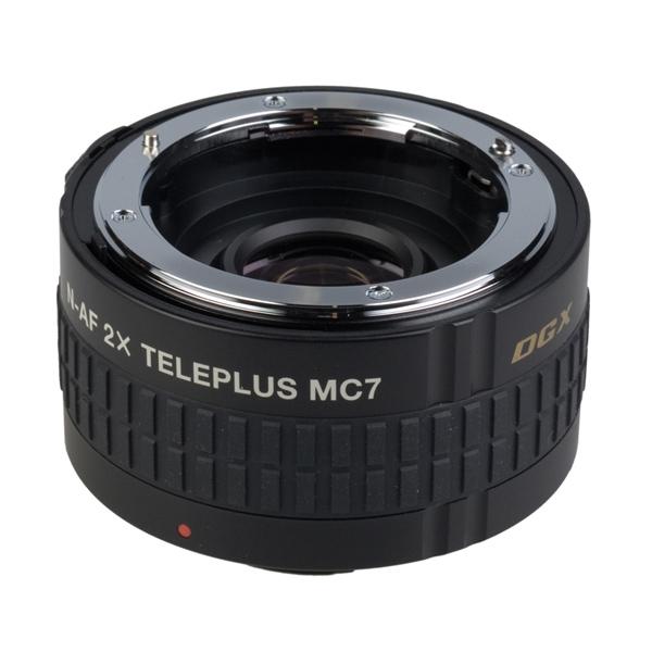 Bague objectif Kenko Teleplus DGX MC7 x2 monture Nikon Doubleur de focale
