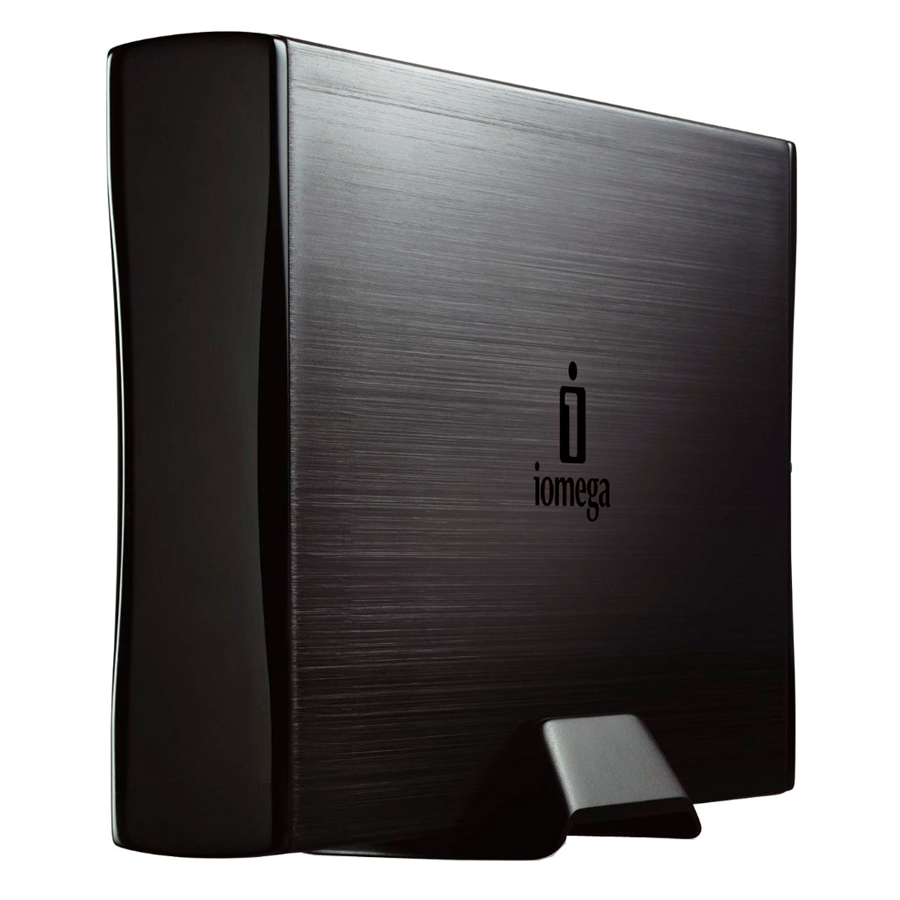 iomega prestige desktop hard drive 1 to usb 3 0 disque dur externe iomega sur. Black Bedroom Furniture Sets. Home Design Ideas
