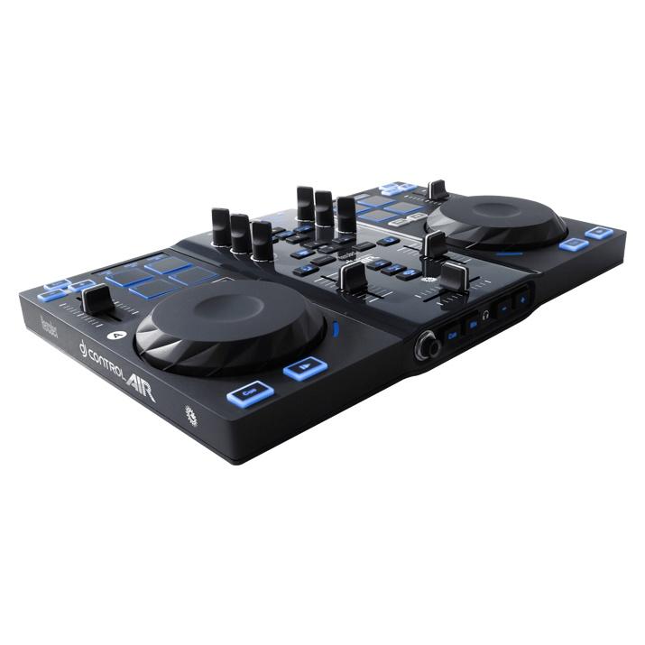 Hercules dj control air table de mixage hercules sur - Table de mixage hercules dj control instinct ...
