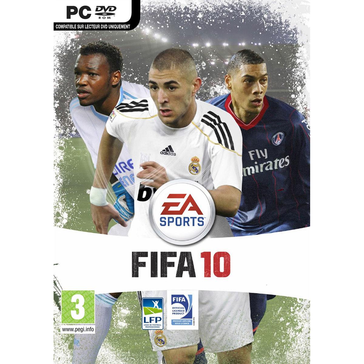 Jeux PC FIFA 10 (PC) FIFA 10 (PC)