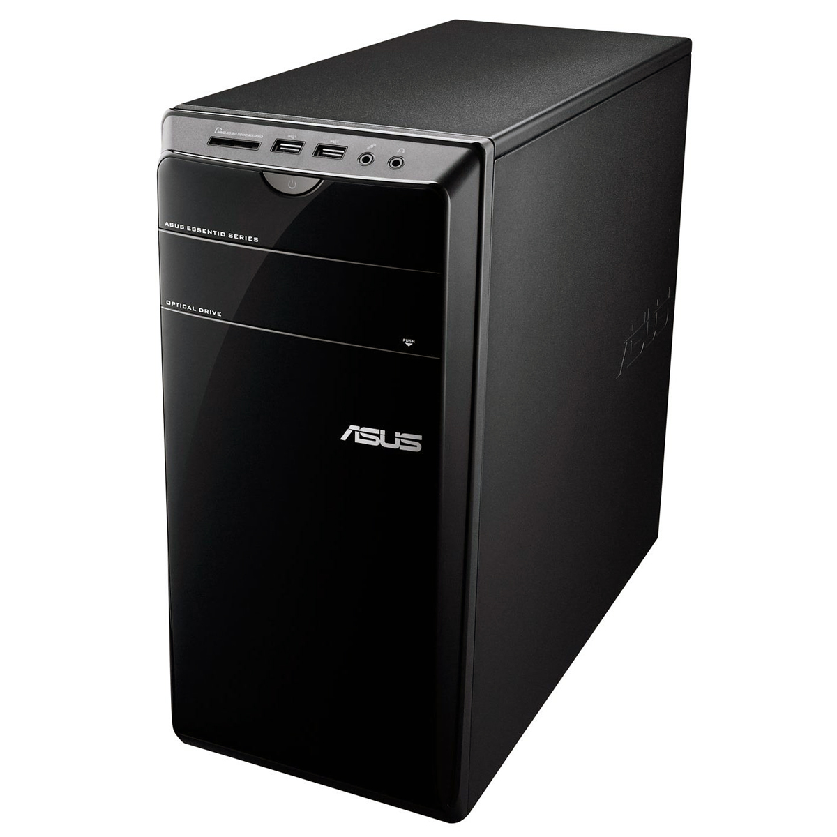 PC de bureau ASUS Essentio CM6730-FRCH04 Intel Core i5-2320 4 Go 2 To AMD Radeon HD 6470 Graveur DVD Windows 7 Premium 64 bits