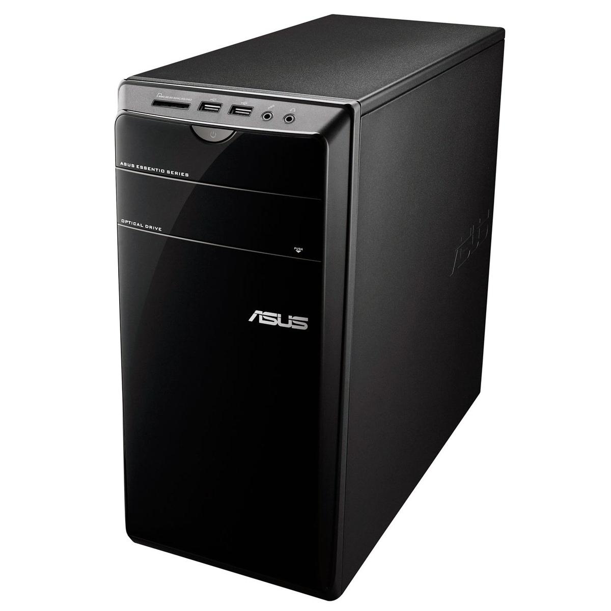 Pc De Bureau Asus Essentio Cm Frs Intel Core I Go