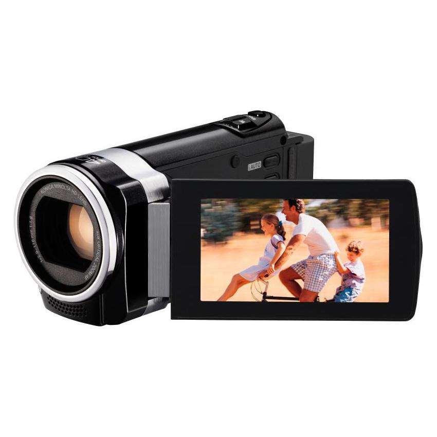 Caméscope numérique JVC GZ-HM446 Noir Caméscope Full HD Carte mémoire