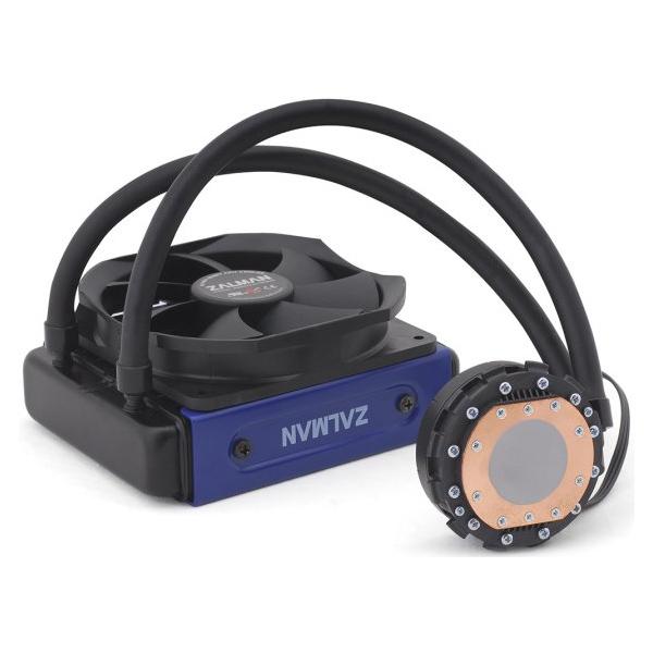 Ventilateur processeur Zalman CNPS20LQ Système de watercooling pour processeur (pour socket Intel 1155/1156/1366/2011 et AMD AM2/AM2+/AM3/AM3+)