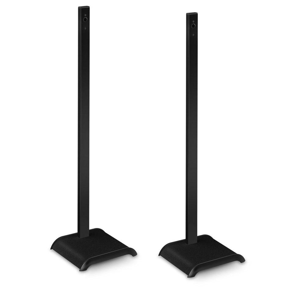 focal pied hop jet black par paire pied support enceinte focal sur. Black Bedroom Furniture Sets. Home Design Ideas