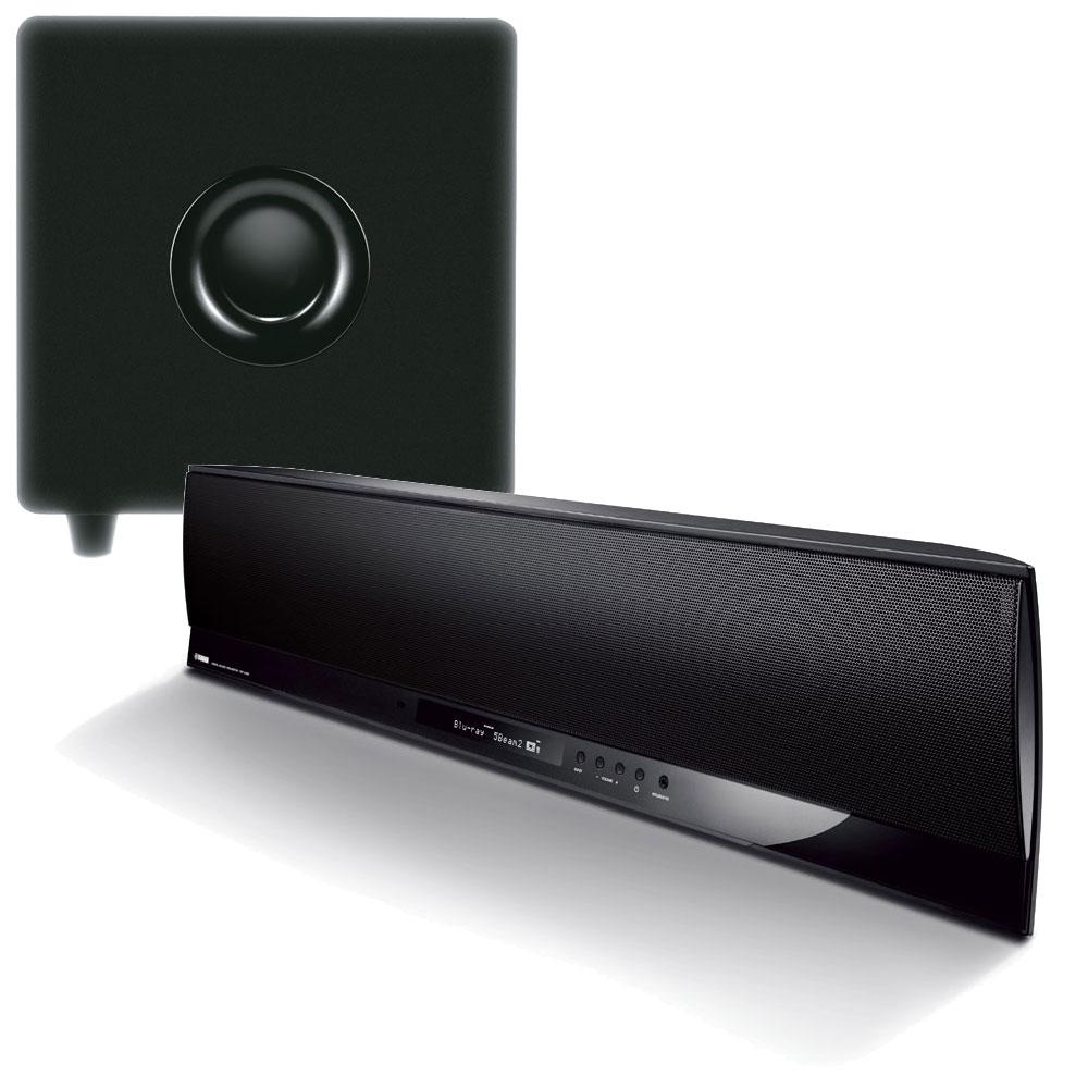 Yamaha ysp 4100 noir focal cub 2 jet black barre de for Yamaha 4100 soundbar