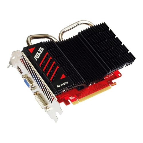 Carte graphique ASUS EAH6670 DC SL/DI/1GD3 1 Go 1 Go HDMI/DVI - PCI Express (AMD Radeon HD 6670)