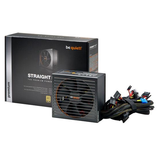 Alimentation PC Be Quiet ! Alimentation Straight Power E9-500W 80PLUS Gold Alimentation 500W ATX 12V 2.3/ EPS 12V 2.92 (Garantie 5 ans par Be Quiet !) - 80PLUS Gold