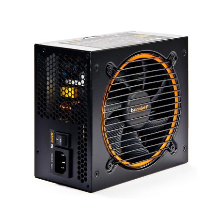 Alimentation PC be quiet! Pure Power L8-630W CM 80PLUS Bronze Alimentation 630W ATX 12V 2.3 / EPS 12V 2.92 (Garantie 3 ans constructeur) - 80PLUS Bronze