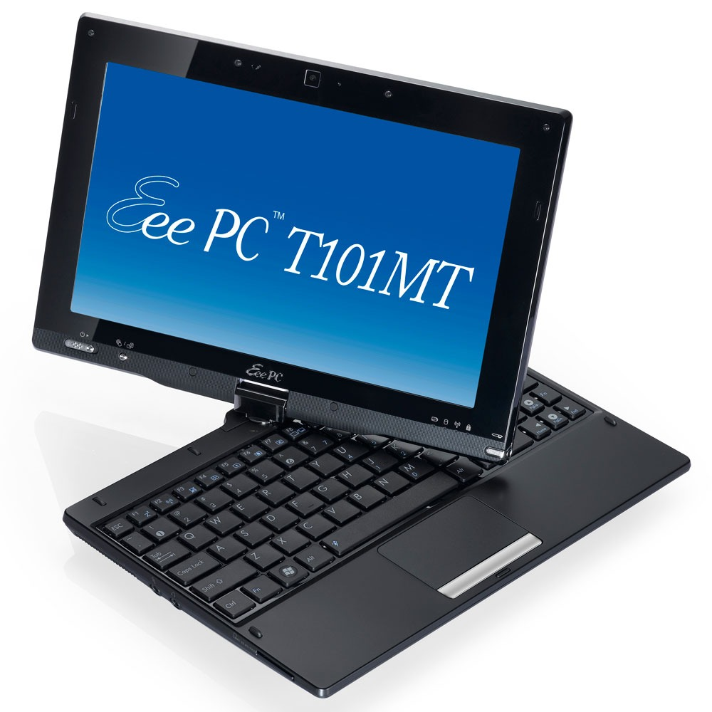 asus eee pc t101mt blk132m asus sur. Black Bedroom Furniture Sets. Home Design Ideas