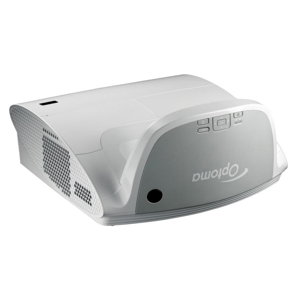 Vidéoprojecteur Optoma EX565UT Vidéoprojecteur DLP XGA 3D Ready 2500 Lumens avec entrée HDMI (garantie constructeur sur site 3 ans/lampe 1 an ou 2000 h)
