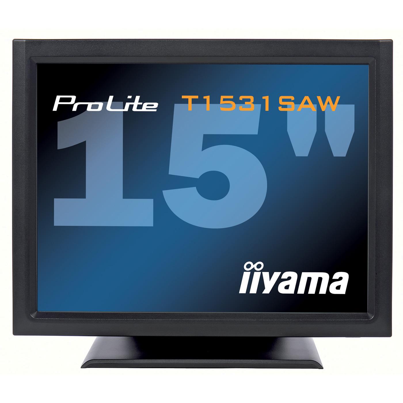 iiyama 15 lcd tactile prolite t1531saw 1 ecran pc iiyama sur. Black Bedroom Furniture Sets. Home Design Ideas